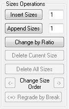Cách Tạo Bảng Size Trong Optitex PDS 3