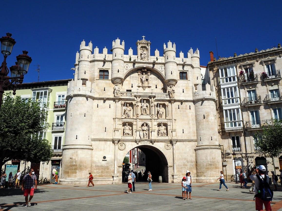 Arco de Santa Maria Burgos