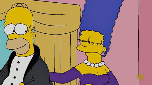 Los Simpsons 19x06 Milito el huerfanito