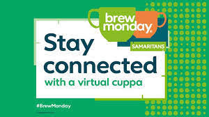 Support virtual 'Brew Monday' call
