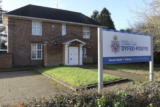 Extra shift returns to Welshpool Police Station