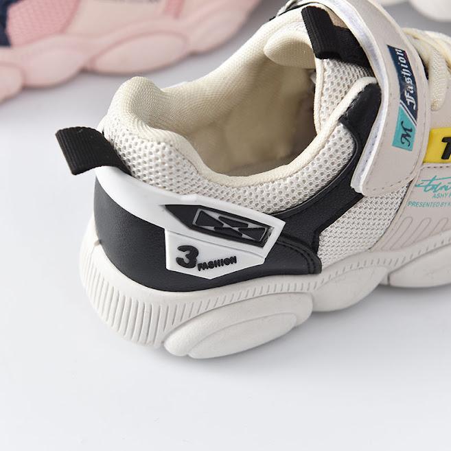 Giày Thể Thao Trẻ Em Mới Nhất Chống Trơn Trượt, Thoáng Khí Size 27-31 - 2