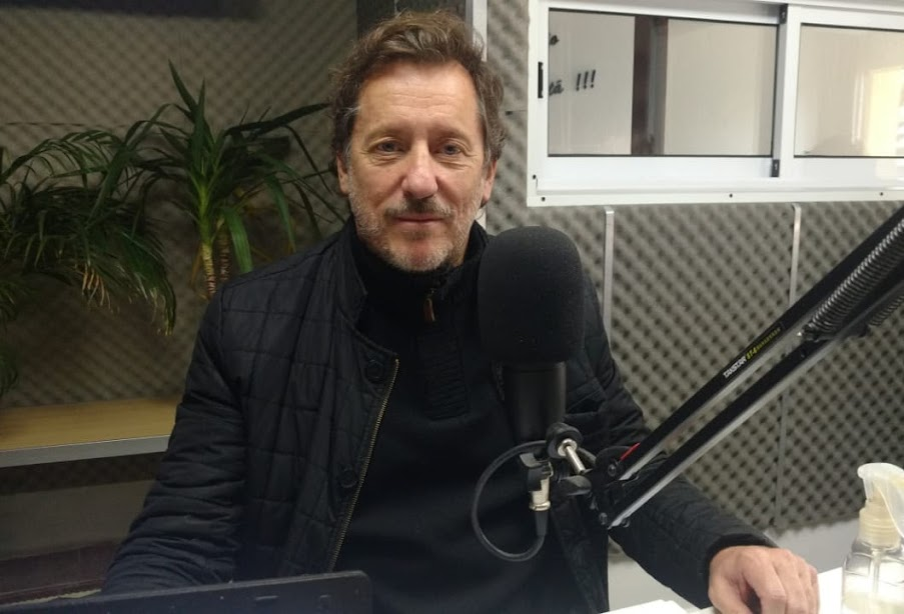 ADRIAN SCORZA, LEGISLADOR DEPARTAMENTAL VISITÓ HERNANDO, VISITÓ FM 2000!