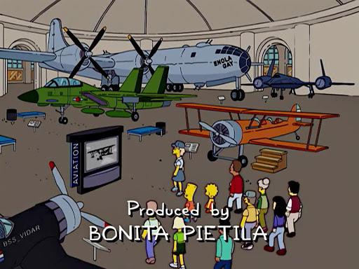 Los Simpsons 16x06 Receta de media noche