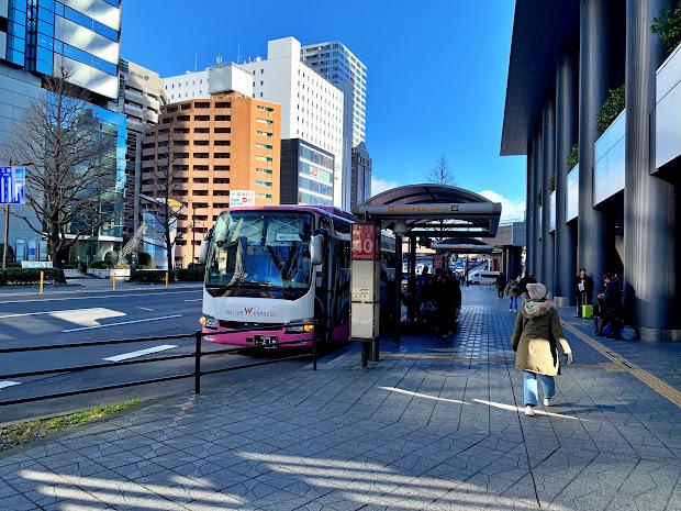 宮城県の都市間バスはいっぺある。