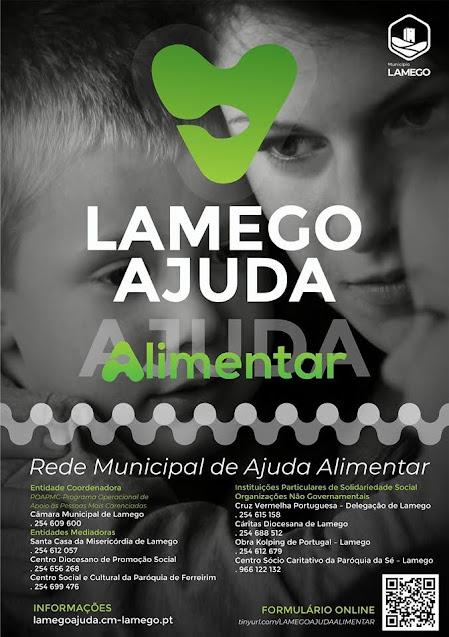 Município de Lamego cria novo programa de ajuda alimentar