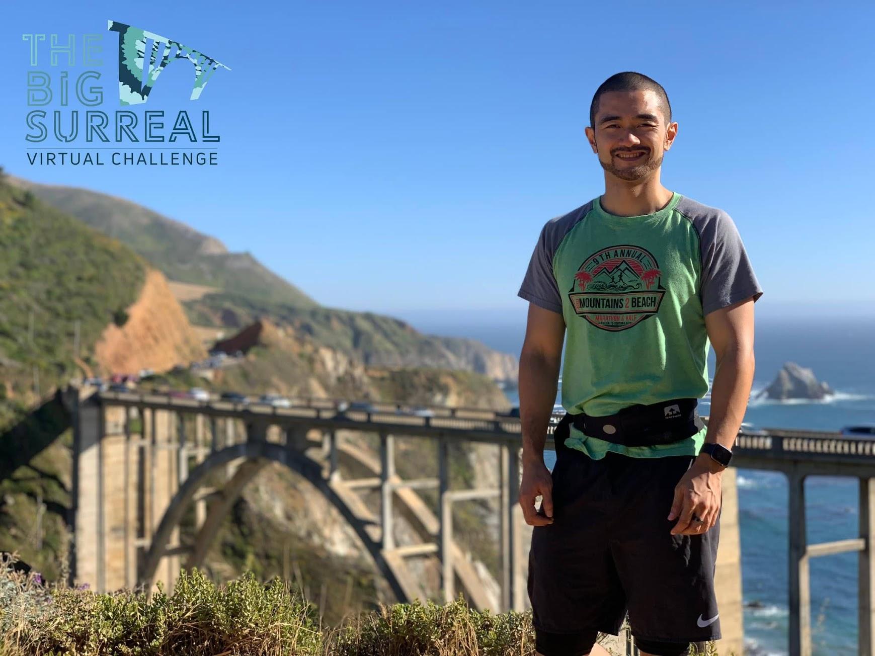 Coach Ian Cruz, Big Sur Marathon Foundation