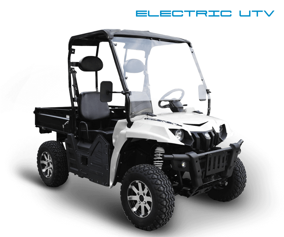 Electric E5 2WD Farm UTV Side by Side SSV Utility Vehicle