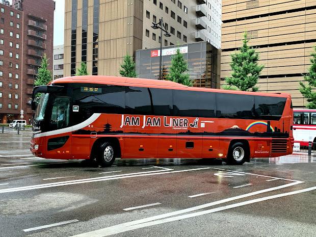 仙台発関西行き夜行バス乗車記(JAMJAMライナー JX361便)