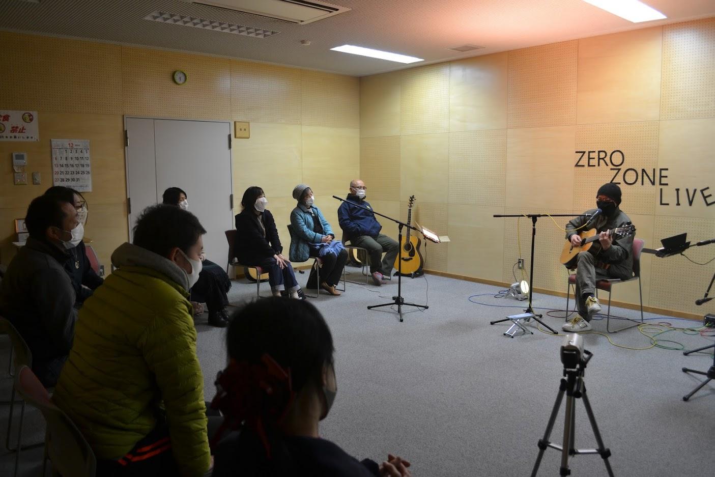 12月19日 ZZL in おぶすまオープンマイク vol.327 開催しました