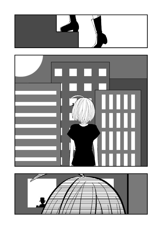 じじぃが居る04