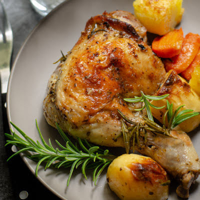 Baked Greek Chicken Maryland