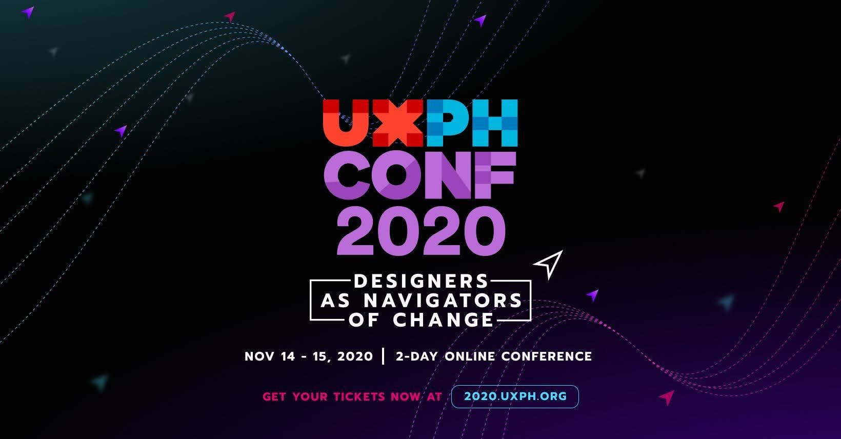 UXPH Conference 2020 : Designers as Navigators of Change