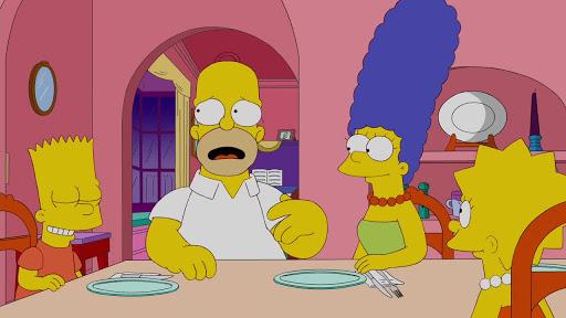 Los Simpsons 23x17 Ellos, Robot