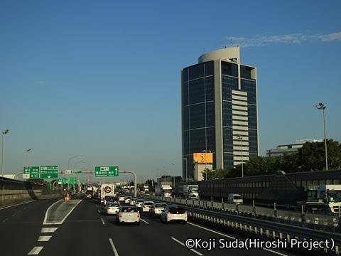 JRバス関東「グラン昼特急8号」 ・・12 2階 最前席からの眺望_17