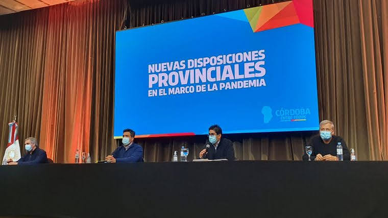 Córdoba flexibiliza comercios y clases, pero no reuniones