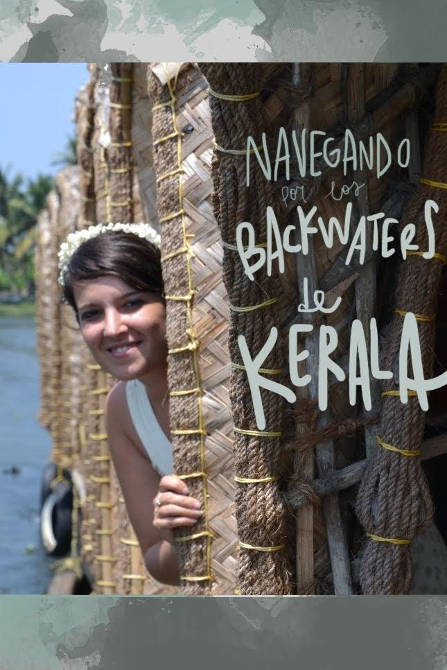 crucero por los backwaters de Kerala