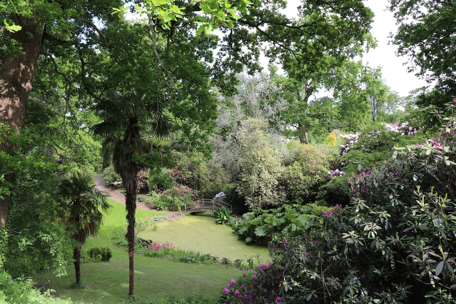 Hole Park Gardens Rolvenden