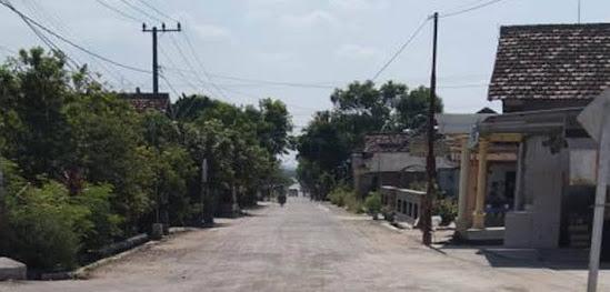 Desa Sidolaju Kecamatan Widodaren Ngawi