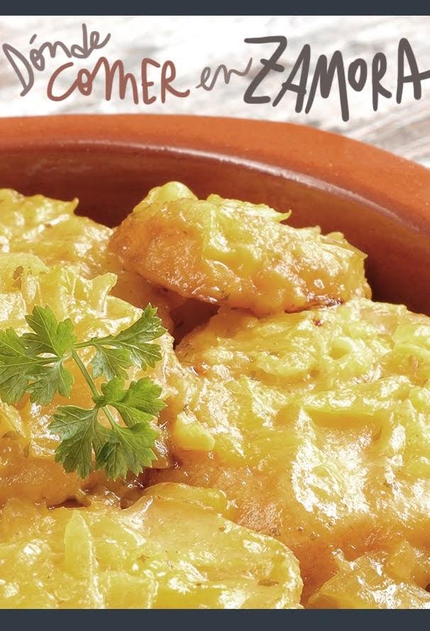 restaurantes donde comer en Zamora