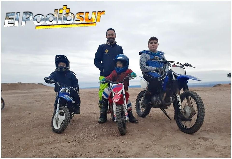 La Escuela de Motocross ya es una realidad en Las Heras