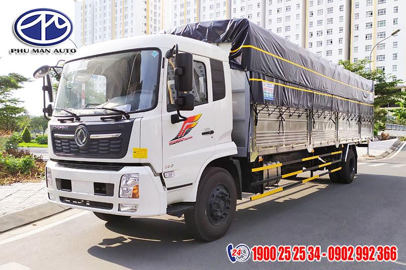 dongfeng b180 thùng 9m5