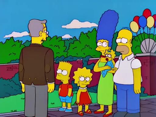 Los Simpsons 13x11 Bart se enamora
