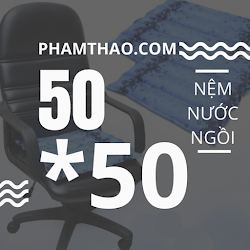 Nem nuoc ngoi Ngoc Thao 50x50cm