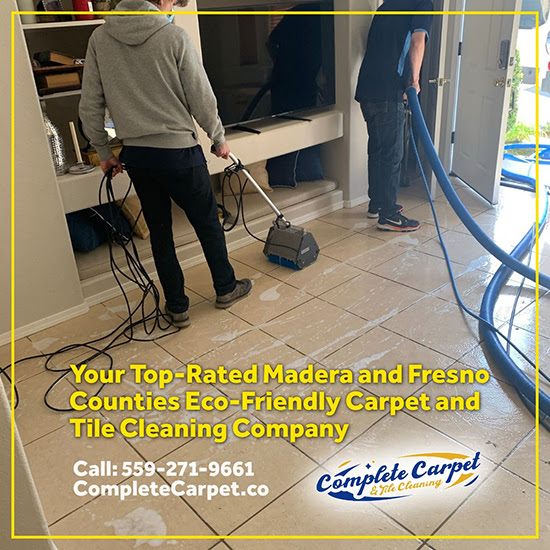 Fresno CA Best Tile and Grout Cleaning Service