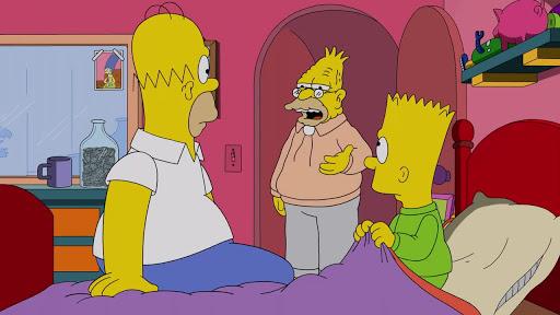 Los Simpsons 30x01 Bart No Está Muerto