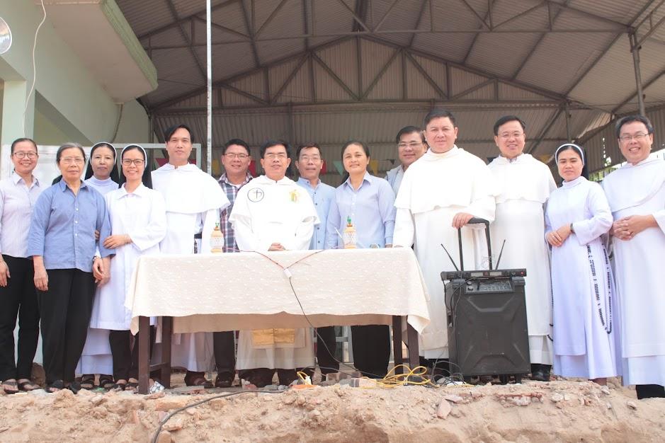 Anh Em Đa Minh khởi công xây dựng cộng đoàn tại Bắc Ninh