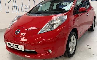 Nissan Leaf is Car Of The Week