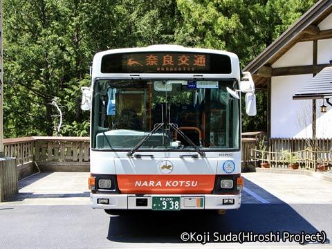 奈良交通「八木新宮線」 ・938 月谷口昼食タイム_05