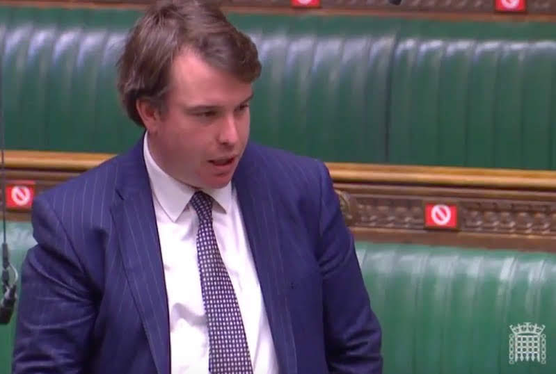 MP clarifies NHS foreign trade position