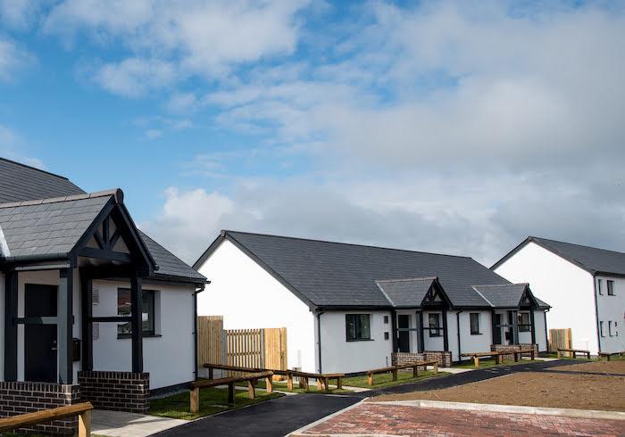 Energy efficient housing scheme shortlisted for award