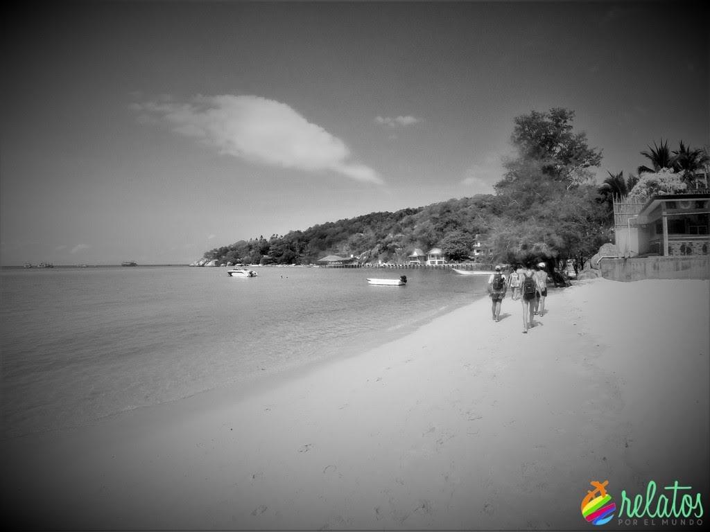 Camino a June Juea Bay