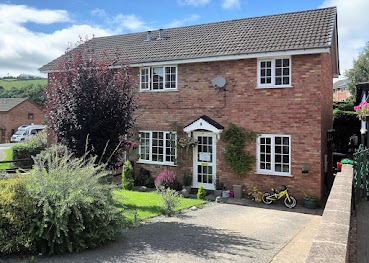 Extended three-bedroom home for sale