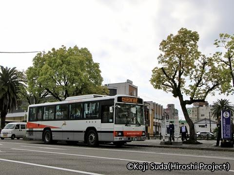 奈良交通「八木新宮線」 ・938 新宮駅にて_04