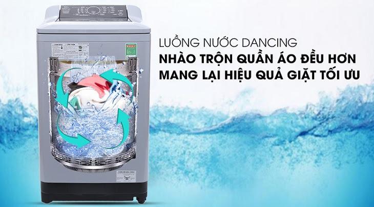 Luồng nước Dancing