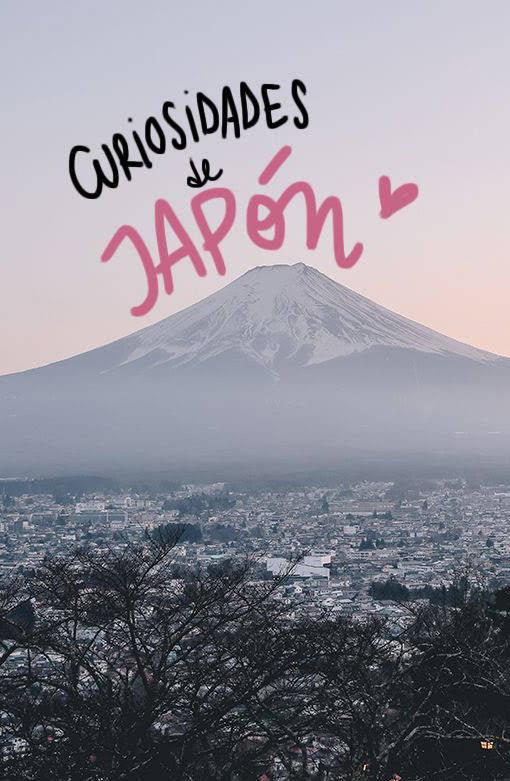 curiosidades de japon