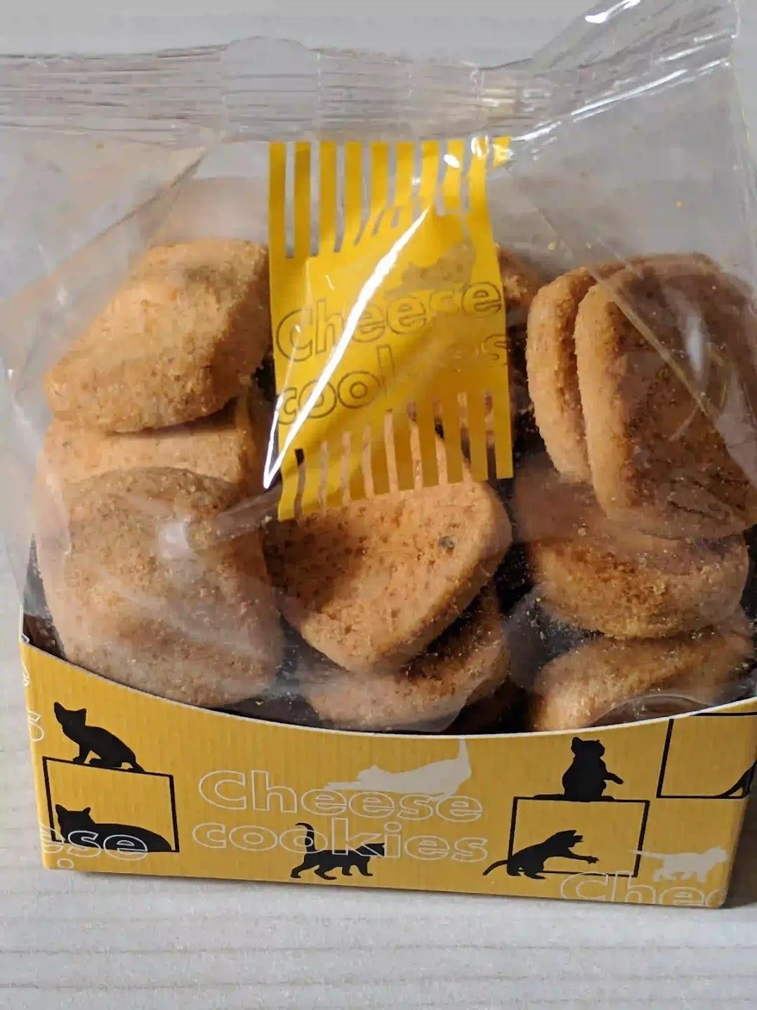 カルディ チーズクッキー