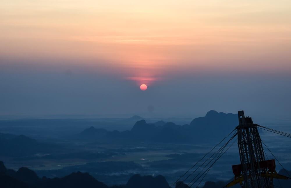 sunrise from mount zwekabin hpa an myanmar.jpg