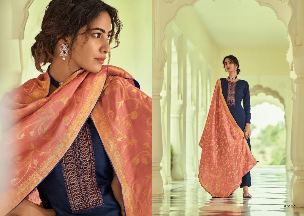 Monalisa Vol 2 Deepsy Plazzo Dress Material Manufacturer Wholesaler