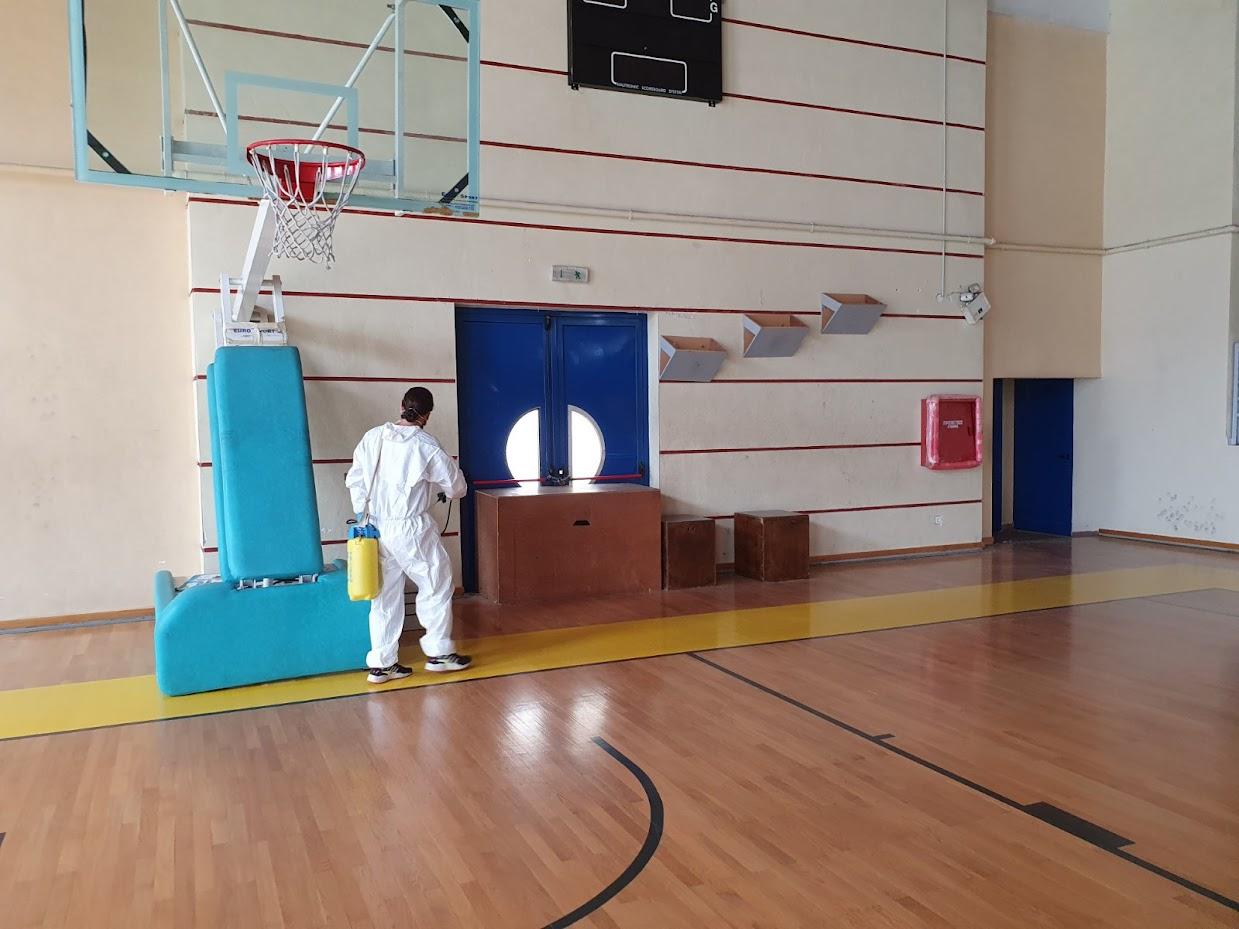 Σταδιακή επαναλειτουργία των αθλητικών εγκαταστάσεων του Δήμου Μεταμόρφωσης