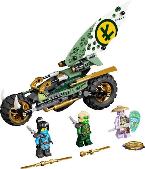 Contenido de Lego® 71745 Chopper de la Jungla