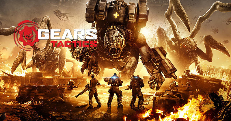 Gears Tactics โลกของเกียร์ ในรูปแบบใหม่