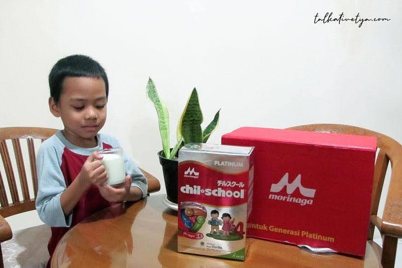 minum susu bubuk rutin untuk tumbuh kembang anak optimal