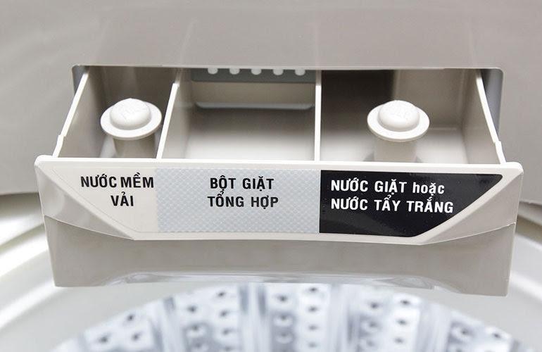 Khay chuyên biệt của máy giặt