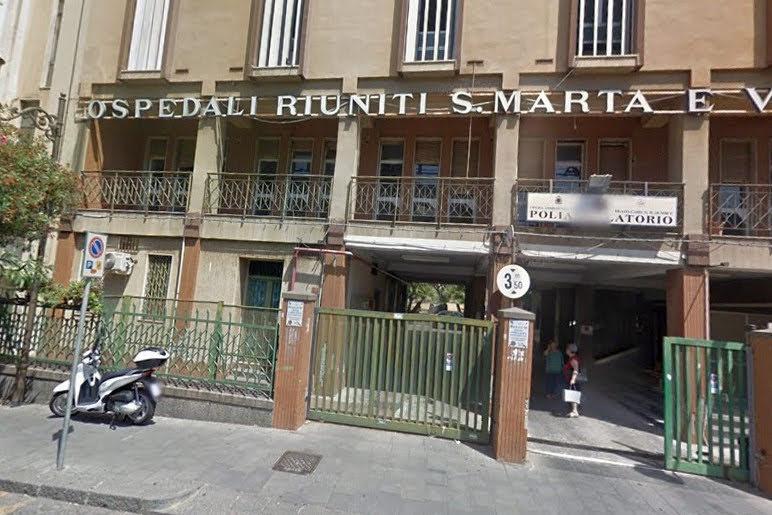 ingresso Presidio Santa MartaS