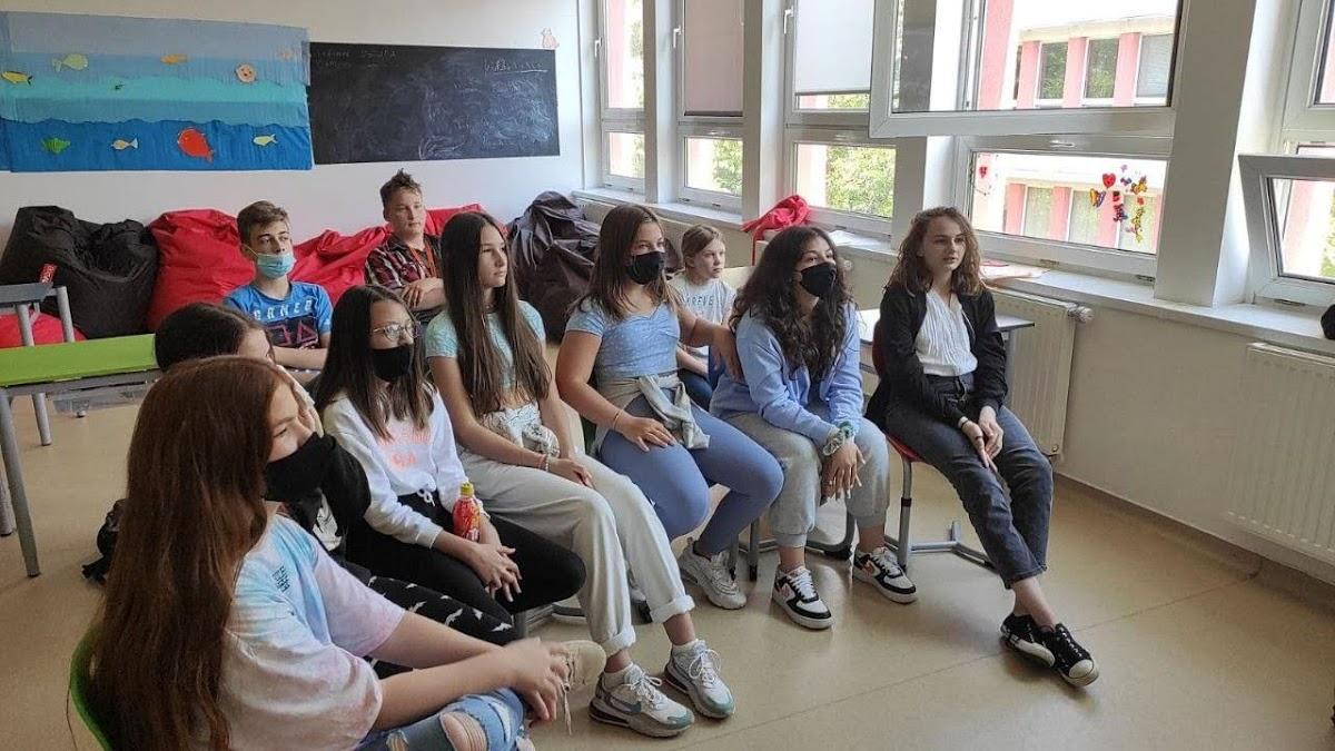 1er. encuentro Erasmus+ 2